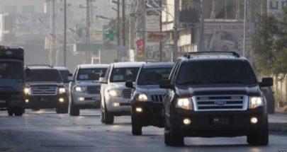 """سيارات """"مفيمة"""" وموكب مخيف الى الـLBCI image"""