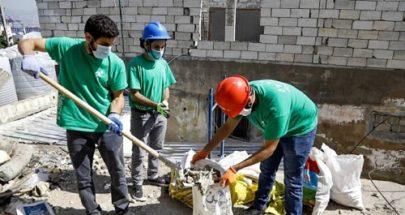"""""""لوياك لبنان"""": إعادة تأهيل وترميم أكثر من 130 وحدة سكنية image"""