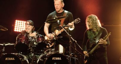 فريق Metallica يتبرع بـ75000 دولار لمساعدة ضحايا عواصف تكساس image