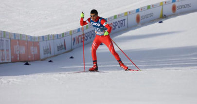 تأهل المتزلج ايلي طوق للالعاب الاولمبية الشتوية في الصين image