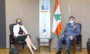 عثمان عرض مع سفيرة استراليا العلاقات وسبل التعاون image
