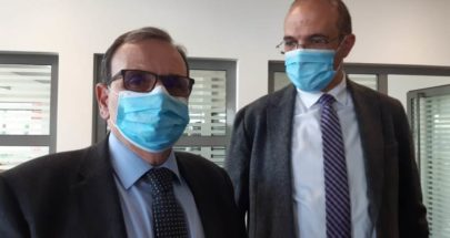 البزري: اجراء التلقيح في المستشفى التركي خطوة ايجابية لتفعيله image