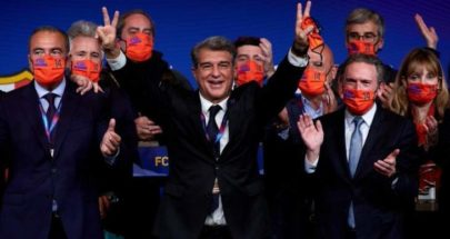 خوان لابورتا يعود إلى رئاسة نادي برشلونة image