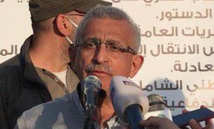 سعد: ساحة الشهداء ستكون ساحة مفتوحة للحوار بين كل المناضلين من أجل التغيير image