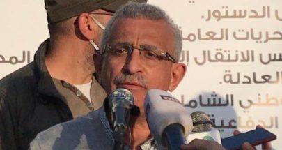 أسامة سعد: العدل تحت المقصلة والقهر يسطو على البلد image
