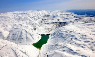 شركة Mzaar Ski Resort تنهي الموسم لهذا العام image