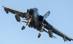 التحالف بقيادة السعودية يعترض طائرة مسيرة مفخخة ثانية أطلقها الحوثيون image