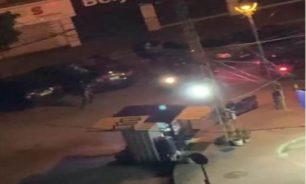 بالفيديو: فرع المعلومات يدهم أخطر المطلوبين في شارع معوّض... وإطلاق نار image