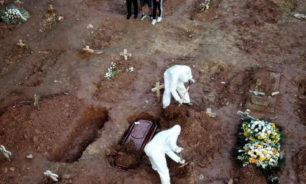 البرازيل تسجّل حصيلة وفيات يومية قياسية بكورونا image