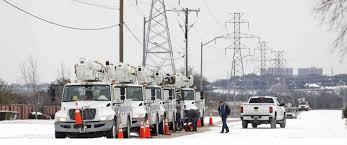 إقالة الرئيس التنفيدي لمجلس الكهرباء في تكساس image