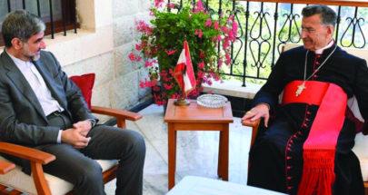 السفير الإيراني يرفض استدعاءه image