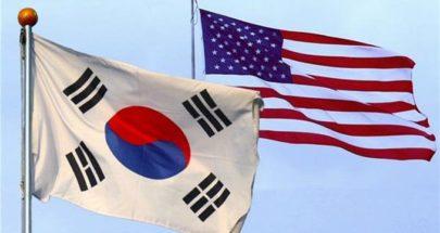 كوريا الجنوبية والولايات المتحدة تجريان تدريبات عسكرية هذا الاسبوع image