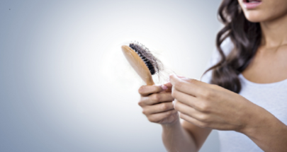 التوتر يؤثر سلباً على نمو الشعر image