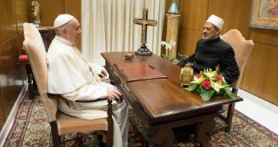 شيخ الأزهر: زيارة البابا الشجاعة تحمل رسالة لكل العراقيين image