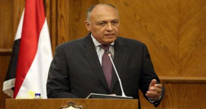 """مصر توضح """"الخط الأحمر"""" لها في أزمة سد النهضة وتُحذر.. image"""