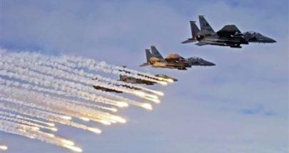 ضربات جوية روسية في تدمر image