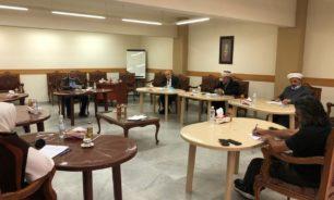 لقاء في دار إفتاء طرابلس بحث التعاون في مواجهة التحديات الاقتصادية والاجتماعية image