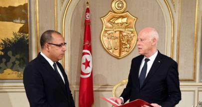 """""""فراغ مؤسساتي"""" في تونس بسبب الخلاف بين سعيد والمشيشي image"""