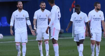 هل يحرم ريال مدريد من نصف نهائي دوري الأبطال؟ image