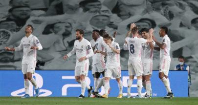 إصابة جديدة تضرب ريال مدريد image