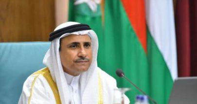 رئيس البرلمان العربي ندد بالانتهاكات الإسرائيلية في الأقصى image