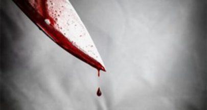 مذيعة تقتل زوج شقيقتها بسلاح أبيض image