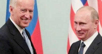 اتصالات أمريكية روسية لعقد قمة بين بايدن وبوتين image