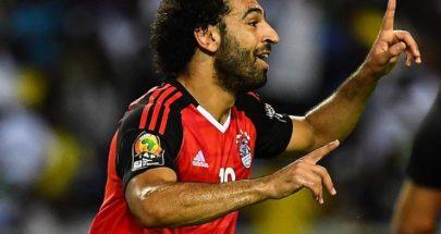رسمياً...شارة القيادة في المنتخب المصري لمحمد صلاح image