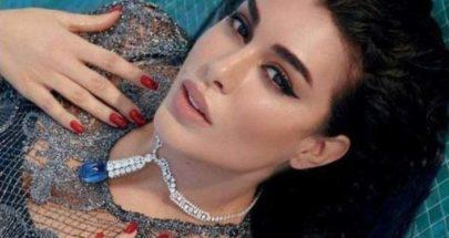 ياسمين صبري بإطلالة خليجية وخاتمها الماسي يثير الجدل-بالصورة image