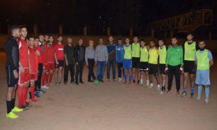 يمق افتتح الدورة الرياضة بتجمعنا الرمضانية في طرابلس image
