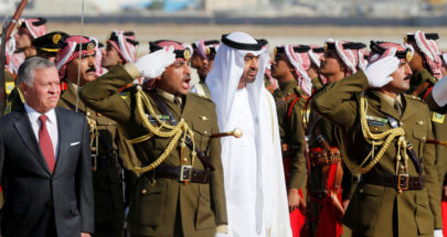الأردن والإمارات يوقعان اتفاقا في مجال الصناعات العسكرية image