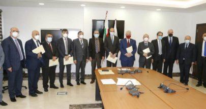 حسن وقع على اتفاقيات مع عدد من الجامعات: خطوة متقدمة نحو التمنيع المجتمعي image