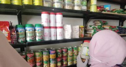 قسم الصحة في اتحاد بلديات الضنية يضبط مواد منتهية الصلاحية image