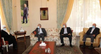 """بهية الحريري التقت """"تجمع المؤسسات الأهلية في صيدا والجوار"""" image"""