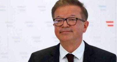 """وزير الصحة النمساوي يستقيل بسبب """"الإنهاك"""" خلال أزمة كورونا image"""