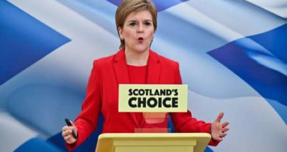 رئيسة وزراء اسكتلندا: لا مبرر لجونسون ليحرمنا من إجراء استفتاء الاستقلال image