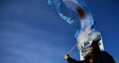 """تظاهرات في """"بوينس ايرس"""" للتنديد بالقيود الصحية الجديدة image"""