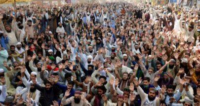 باكستان تسعى لتصويت برلماني على طرد سفير فرنسا image