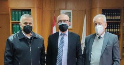 طرابلسي يزور المركز التربوي للاطلاع على تطوّر العمل image