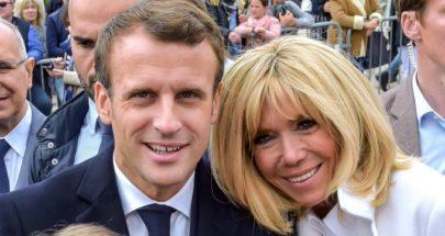 بريجيت زوجة ماكرون رفضت مرافقته الى لبنان... اليكم السبب! image