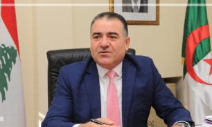 سفير لبنان في الجزائر زار جامعة الجزائر: لتبادل الطلاب والأساتذة image