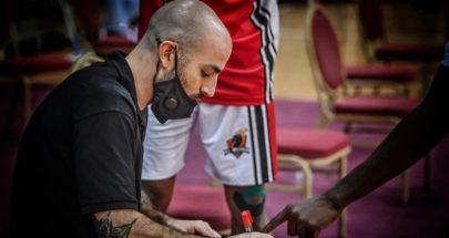 رالف سركيس يقود الوحدة السعودي إلى نهائي الدوري الممتاز بكرة السلة image