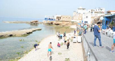 حملة مكافحة التلوث تمرّ بشاطئ البترون... والدولة غائبة image