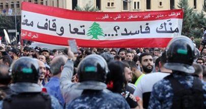 اللبنانيون في مكافحة الفساد image