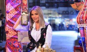 رزان مغربي : أحب ما تقدمه سيرين عبد النور ووفاء الكيلاني بارعة image