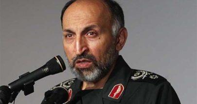 الحرس الثوري الإيراني يعلن وفاة نائب قائد فيلق القدس image