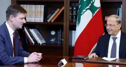 كيف سيوقف لبنان التنقيب الاسرائيلي في مياهه؟ image