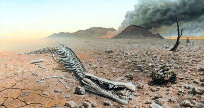 """إكتشاف """"ديناصور جديد"""" بين الأشجار! image"""
