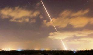 العدو الاسرائيلي يطلق صاروخ من جنوب قطاع غزة وسقوطه في إشكول image