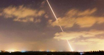 العدو الاسرائيلي: اطلاق صاروخ من جنوب قطاع غزة وسقوطه في إشكول image